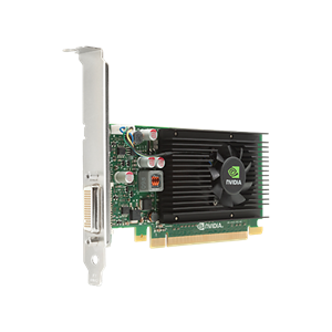 HP nVidia NVS 315 1GB PCIe Video Graphics Card