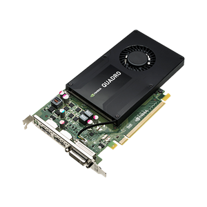 HP nVidia Quadro K2200 4GB PCIe Video Graphics Card for Z440