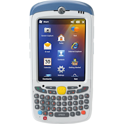 MC55X WLAN 2D Imager SE4710 512MB/2GB Qwerty Wehh 6.5 Row **OPEN BOX**